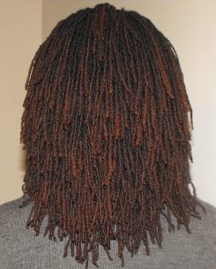 Huntress Locs: Sisterlocks 3 1/2 years
