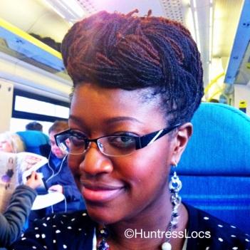 Huntress Locs: Sisterlocks 3 1/2 years