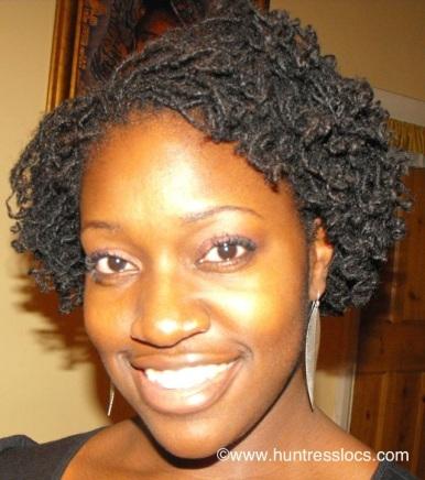 Natural Hair Locs Journey