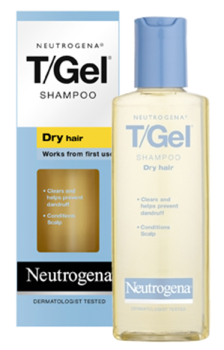 Huntress Locs: Neutrogena T/Gel Shampoo