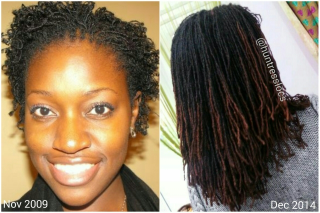 Huntresslocs Sisterlocks 2009 to 2014